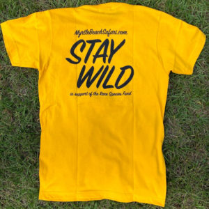 Golden Tee - Stay Wild!