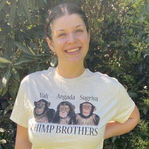 save the chimp t-shirt