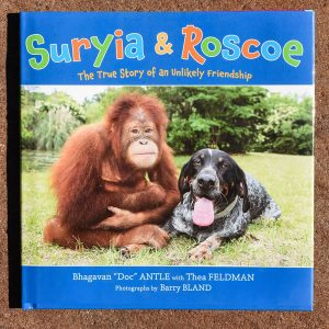 Suryia and Roscoe Book