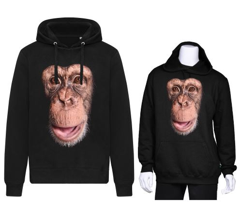 Surgiva the Chimp Hoodie